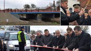 Most w Konstancinie otwarty