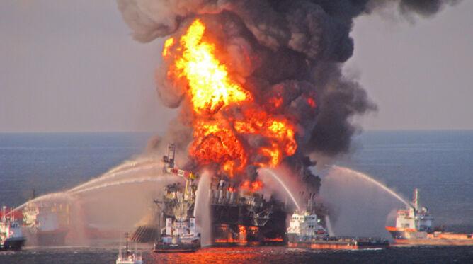 BP wypłaci 7,8 mld dolarów odszkodowań amerykańskim rybakom
