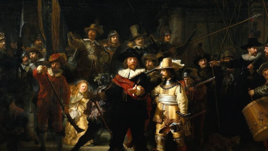 Historyczna konserwacja XVIII-wiecznego dzieła sztuki. Będzie transmitowana online