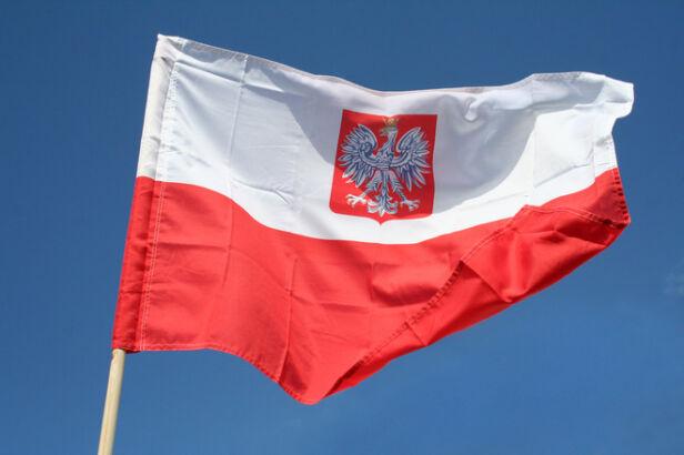 Flaga Polski sxc.hu