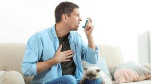 COVID-19 u alergików i astmatyków. Zaskakujące wnioski naukowców