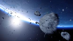 W Wigilię do Ziemi zbliży się asteroida. Jej przelot mógłby wywołać trzęsienia