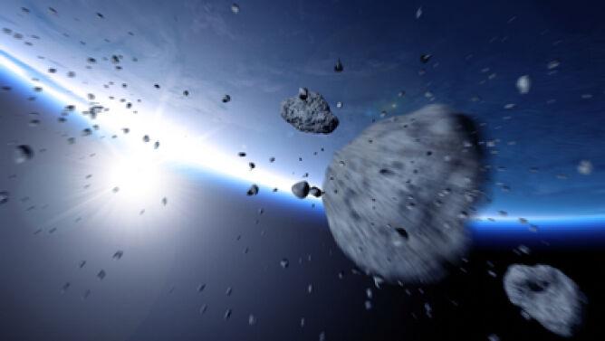 W Wigilię do Ziemi zbliży się asteroida. <br />Jej przelot mógłby wywołać trzęsienia