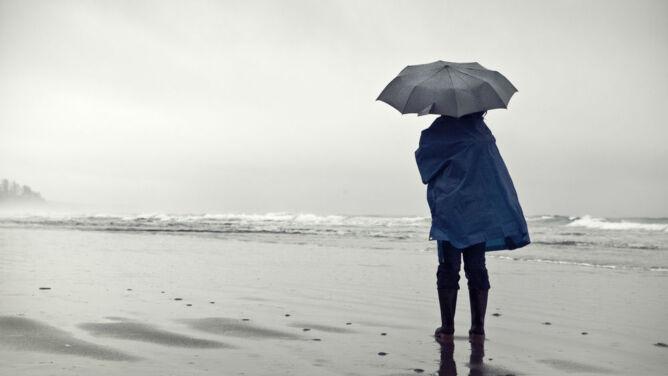 Pogoda na dziś: miejscami deszcz, będzie do 9 stopni