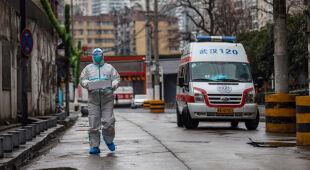 Na obszarze kwarantanny w Chinach przebywa 23 Polaków