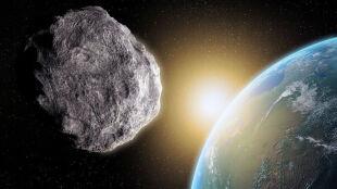 Kolejna asteroida obok Ziemi. Podobnie blisko jeszcze nie było