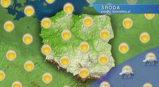 Prognoza pogody na kilka najbliższych dni